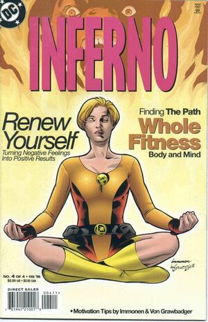 Inferno (DC) Vol 1 4