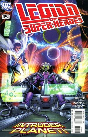 Legion of Super-Heroes Vol 5 45