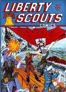 Liberty Scouts Comics Vol 1 3