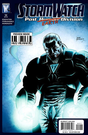 Stormwatch Post Human Division Vol 1 22
