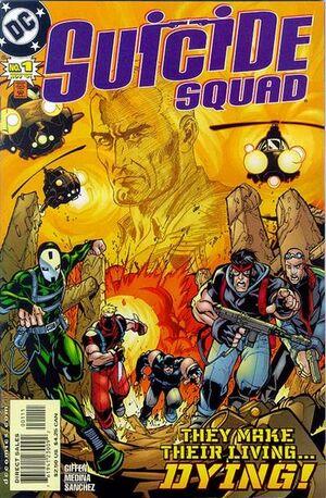 Suicide Squad Vol 2 1