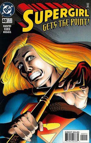 Supergirl Vol 4 40