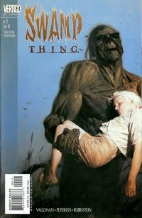 Swamp Thing Vol 3 2
