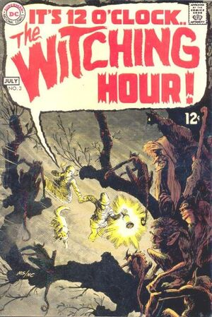 Witching Hour Vol 1 3