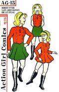 Action Girl Comics Vol 1 15