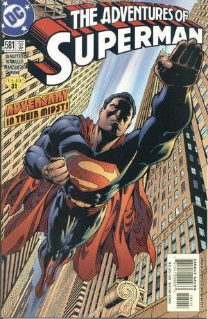 Adventures of Superman Vol 1 581