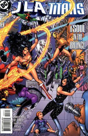 JLA Titans Vol 1 3