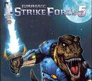 Jurassic Strike Force 5 Vol 1