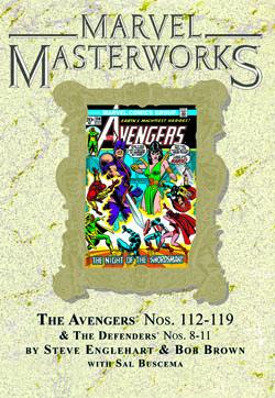 Marvel Masterworks Vol 1 179