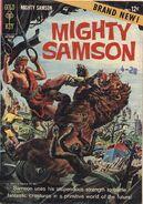 Mighty Samson Vol 1 1