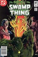 Swamp Thing Vol 2 9