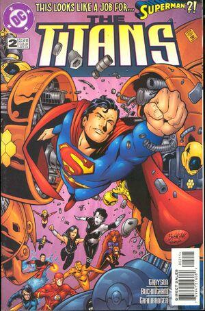Titans (DC) Vol 1 2