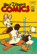 Walt Disney's Comics and Stories Vol 1 73