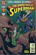 Adventures of Superman Vol 1 532