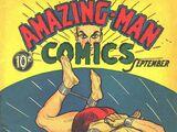 Amazing Man Comics Vol 1