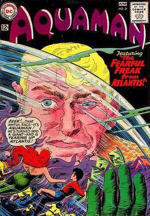 Aquaman Vol 1 21