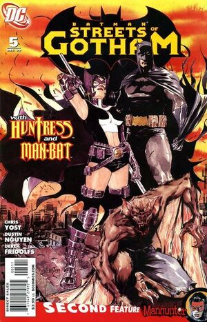 Batman Streets of Gotham Vol 1 5