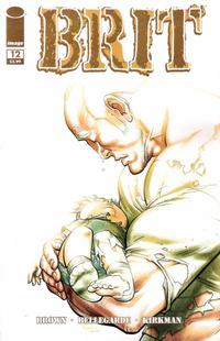 Cover for Brit #12 (2009)