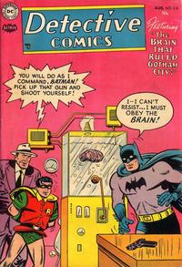 Detective Comics Vol 1 210