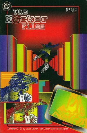 Hacker Files Vol 1 1