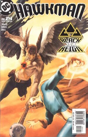 Hawkman Vol 4 24