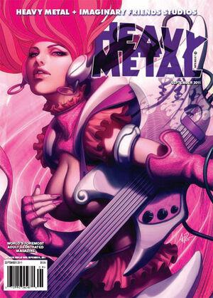 Heavy Metal Vol 35 6