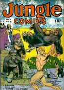 Jungle Comics Vol 1 5