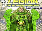 Legion of Super-Heroes Annual Vol 6 1