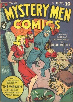 Mystery Men Comics Vol 1 27