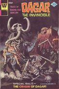 Tales of Sword and Sorcery Dagar the Invincible Vol 1 18 Whitman