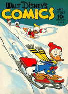 Walt Disney's Comics and Stories Vol 1 17