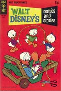 Walt Disney's Comics and Stories Vol 1 335
