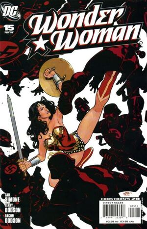Wonder Woman Vol 3 15