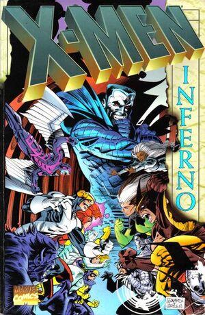 X-Men Inferno HC Vol 1 1