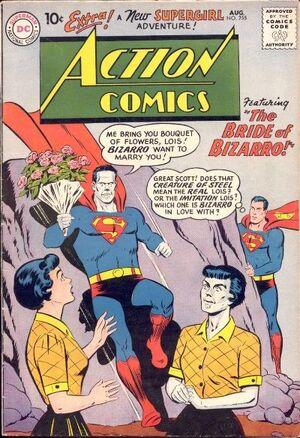 Action Comics Vol 1 255