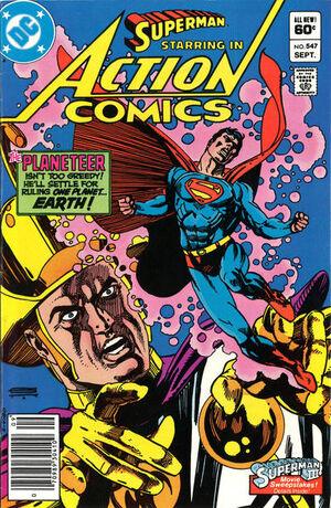 Action Comics Vol 1 547