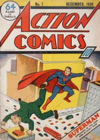 Action Comics Vol 1 7