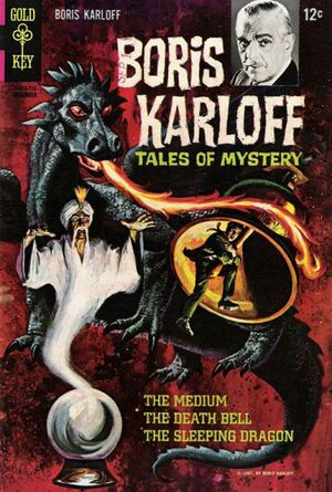 Boris Karloff's Tales of Mystery Vol 1 20