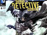 Detective Comics Vol 2 8