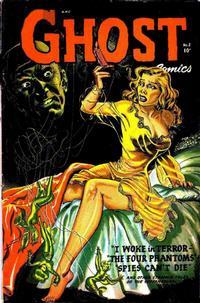 Ghost Comics Vol 1 2