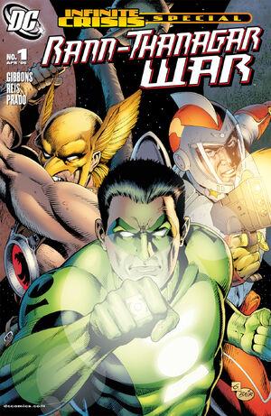 Infinite Crisis Special Rann-Thanagar War Vol 1 1