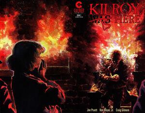 Kilroy is Here Vol 1 2