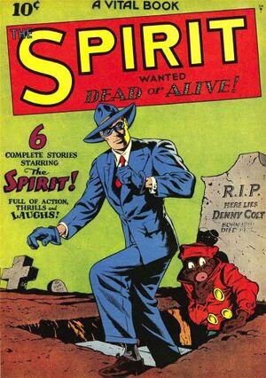 Spirit (Quality) Vol 1 1