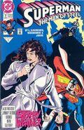 Superman Man of Steel Vol 1 7