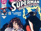 Superman: Man of Steel Vol 1 7