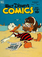 Walt Disney's Comics and Stories Vol 1 95