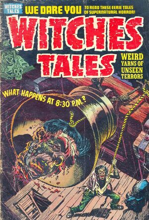Witches Tales Vol 1 25
