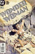 Wonder Woman Vol 2 206