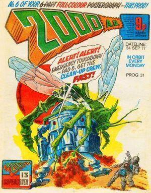 2000 AD Vol 1 31