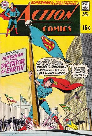 Action Comics Vol 1 381